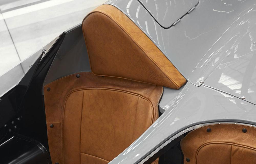 Clasice reîncărcate: Jaguar va construi după specificațiile originale 25 de exemplare ale legendarului D-Type - Poza 8