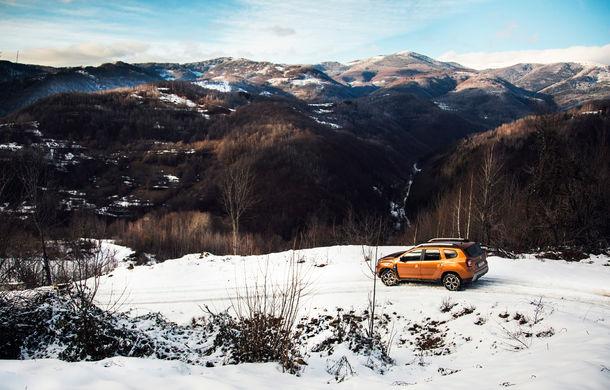 Cu noul Duster în creierii munților: măreția Apusenilor, un Duster cu lanțuri și metamorfoza corporatistului de la Carpathian Cottage - Poza 10