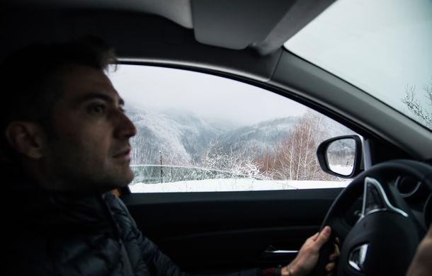 Cu noul Duster în creierii munților: măreția Apusenilor, un Duster cu lanțuri și metamorfoza corporatistului de la Carpathian Cottage - Poza 39