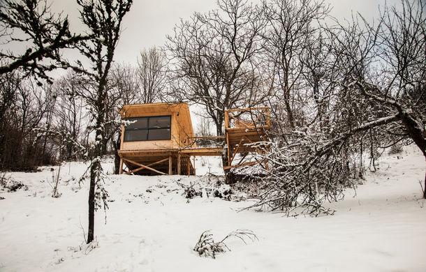 Cu noul Duster în creierii munților: măreția Apusenilor, un Duster cu lanțuri și metamorfoza corporatistului de la Carpathian Cottage - Poza 50