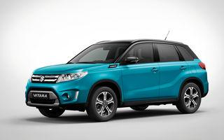 """Suzuki așteaptă o creștere a vânzărilor din Europa cu ajutorul SUV-urilor sale: """"Planul nostru este să avem o creștere graduală"""""""
