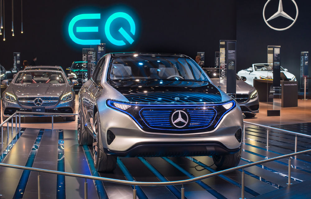 """Mercedes confirmă că nu va participa la Salonul Auto de la Detroit: """"Ne vom ajusta prezența la evenimente în funcție de lansări"""" - Poza 1"""