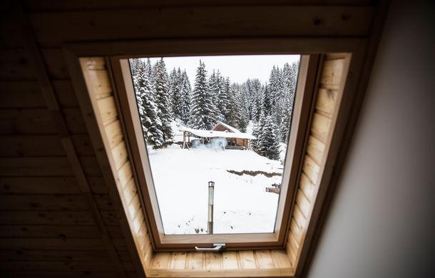 Cu noul Duster în creierii munților: blestemul navigației, pierduți prin zăpadă și căldura de la Casa Răzeșilor - Poza 42