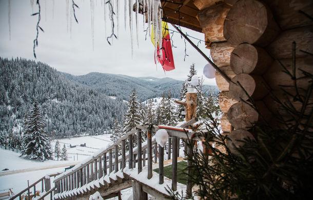 Cu noul Duster în creierii munților: blestemul navigației, pierduți prin zăpadă și căldura de la Casa Răzeșilor - Poza 38