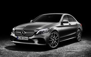 Găsiți diferențele: actualizare subtilă estetică și tehnologică pentru Mercedes-Benz Clasa C