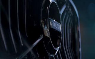 Primul teaser pentru noua generație Volvo V60: break-ul se lansează în 21 februarie