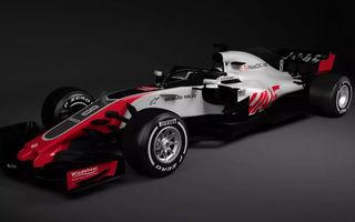 Haas, prima echipă care prezintă noul monopost de Formula 1 pentru 2018: dispozitivul de protecție Halo, principala noutate