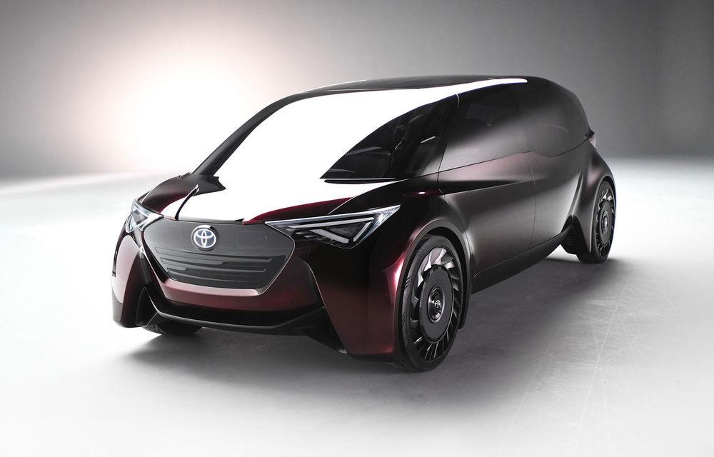 """Noul șef de design de la Toyota: """"În viitor, serviciile de car sharing cu vehicule electrice și autonome ar putea elimina mașinile produse în masă"""" - Poza 1"""