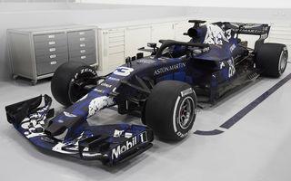 Red Bull prezintă primele imagini cu noul monopost pentru sezonul 2018: culorile finale vor fi dezvăluite săptămâna viitoare