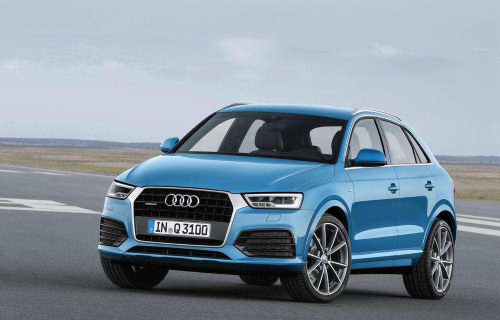 Ungaria sărbătorește 25 de ani de la inaugurarea uzinei Audi: maghiarii vor produce din 2018 noul Q3 și motoare electrice - Poza 1