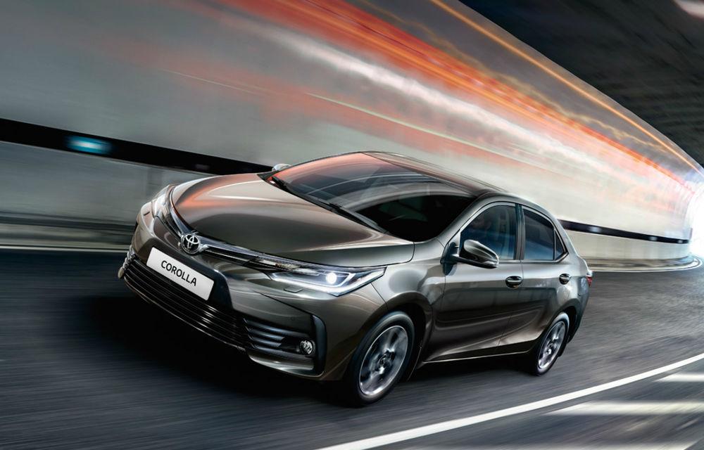 Vânzările globale în 2017: Toyota a rămas cel mai căutat brand, urmat de Volkswagen și Ford. SUV-urile și-au continuat ascensiunea spre o cotă de piață record - Poza 1