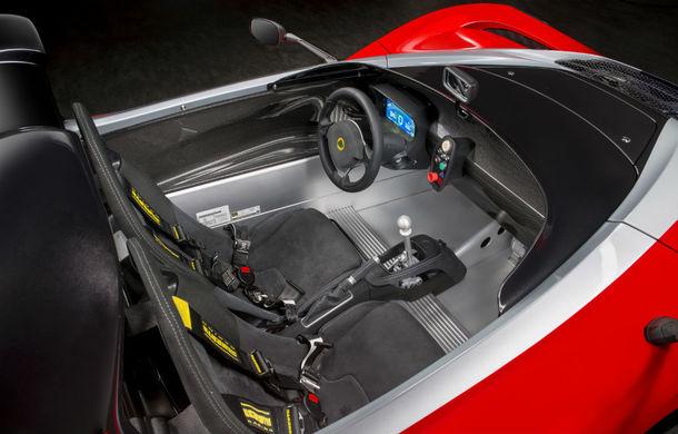 Lotus 3-Eleven 430: sportiva britanică de 430 CP și 920 kg va fi produsă în doar 20 de exemplare - Poza 3