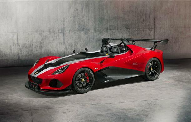 Lotus 3-Eleven 430: sportiva britanică de 430 CP și 920 kg va fi produsă în doar 20 de exemplare - Poza 1