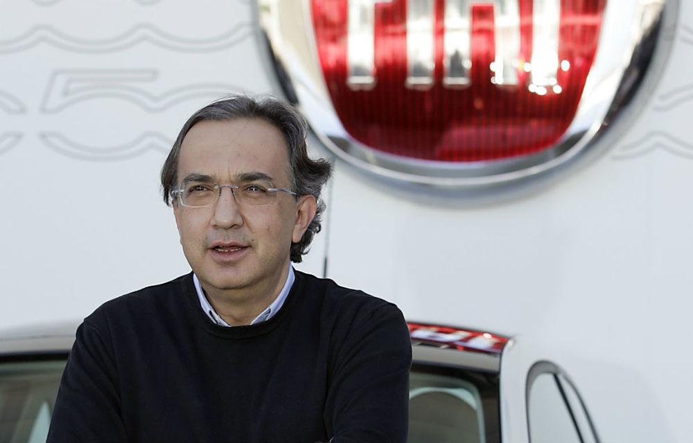 Bonus de 48 de milioane de dolari pentru Sergio Marchionne: șeful Fiat-Chrysler va fi răsplătit pentru performanța din ultimii ani - Poza 1