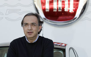 Bonus de 48 de milioane de dolari pentru Sergio Marchionne: șeful Fiat-Chrysler va fi răsplătit pentru performanța din ultimii ani