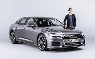 Primul contact: Am văzut noul Audi A6 înaintea tuturor. La ce trebuie să te aștepți de la noua generație