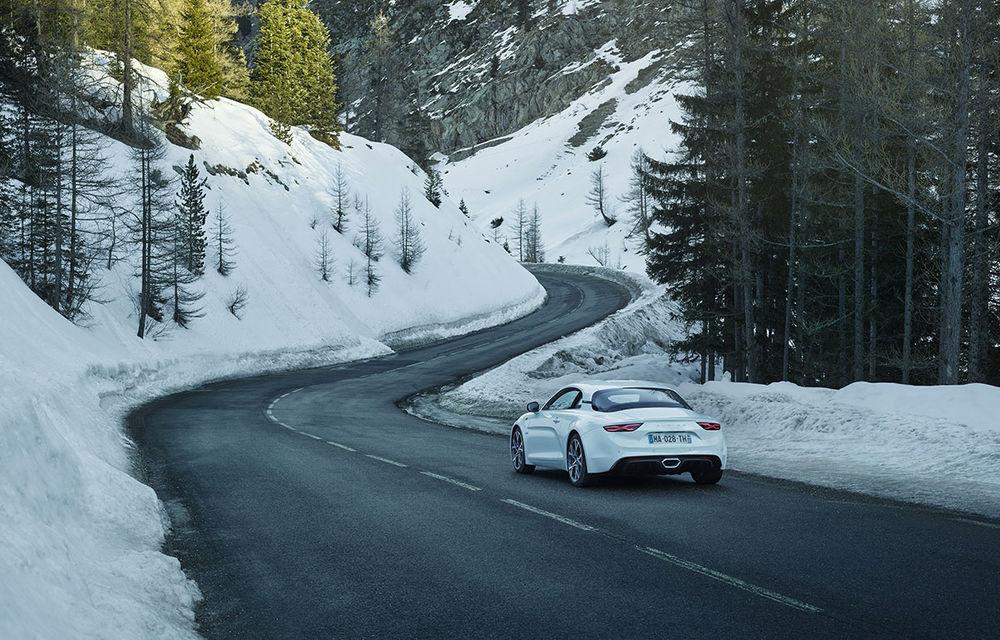 Alpine A110 Pure și A110 Légende: două versiuni speciale dedicate primului coupe din relansata gamă a mărcii franceze - Poza 3