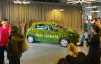 Uber a lansat serviciul UberGreen în București: cum călătorești cu mașini electrice Renault Zoe cu 1.65 lei/km