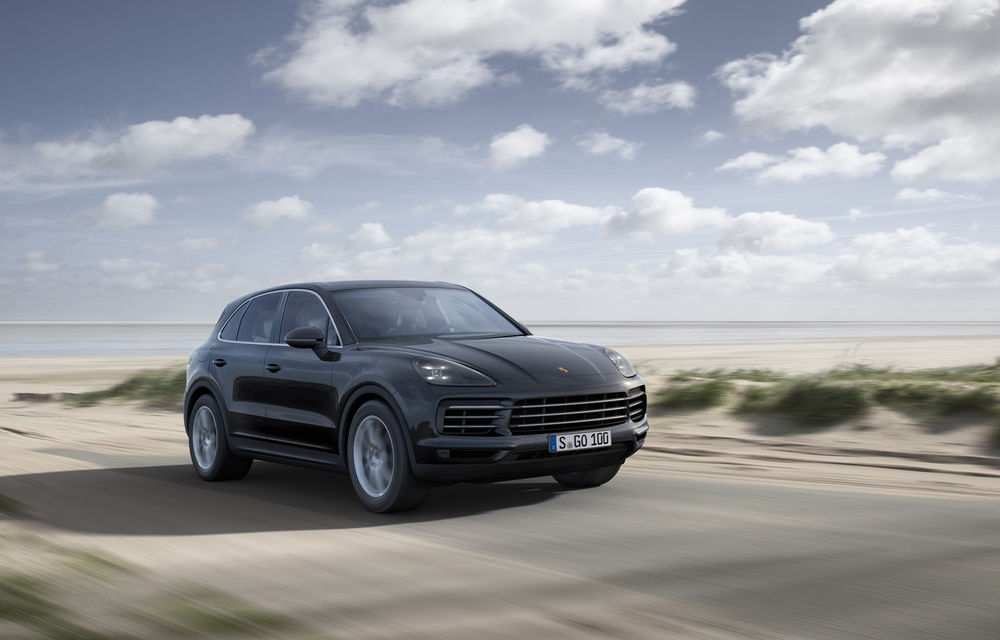 Porsche nu renunță la motoarele diesel: noua generație Cayenne va primi o astfel de versiune în 2018 - Poza 1