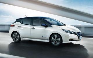 Vești bune din Japonia: noul Nissan Leaf primește 5 stele la testele de siguranță JNCAP
