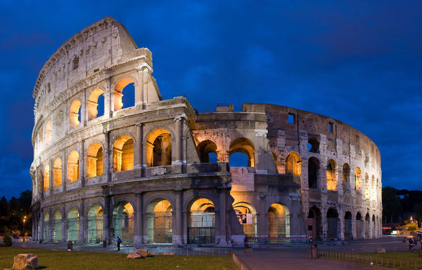 Italienii urmează exemplul nemților: Roma va interzice maşinile diesel în centrul oraşului din 2024 - Poza 1