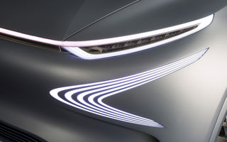Hyundai Vision Concept: asiaticii pregătesc un concept care va indica linia de design a viitoarelor modele