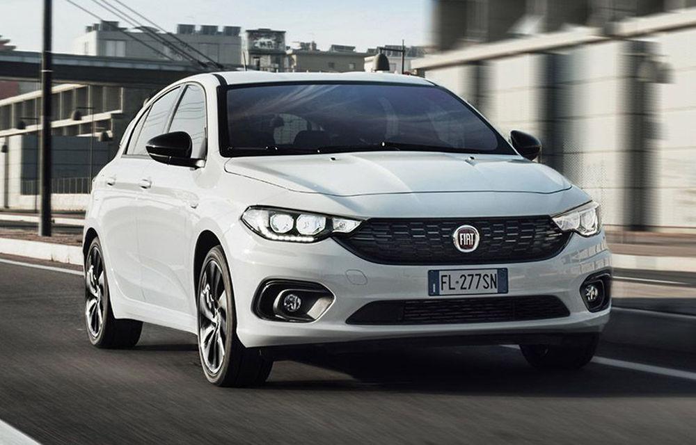 Fiat lansează noi pachete speciale: S-Design pentru 124 Spider, 500X și Tipo; Mirror pentru gama 500 - Poza 13
