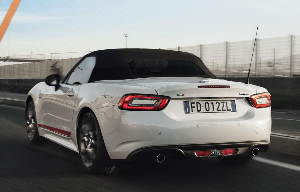 Fiat lansează noi pachete speciale: S-Design pentru 124 Spider, 500X și Tipo; Mirror pentru gama 500 - Poza 4