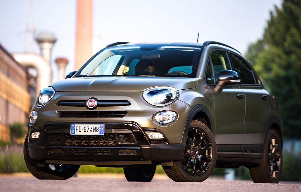 Fiat lansează noi pachete speciale: S-Design pentru 124 Spider, 500X și Tipo; Mirror pentru gama 500 - Poza 10