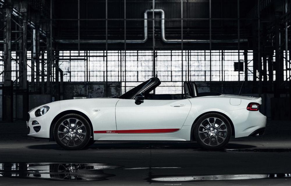Fiat lansează noi pachete speciale: S-Design pentru 124 Spider, 500X și Tipo; Mirror pentru gama 500 - Poza 6