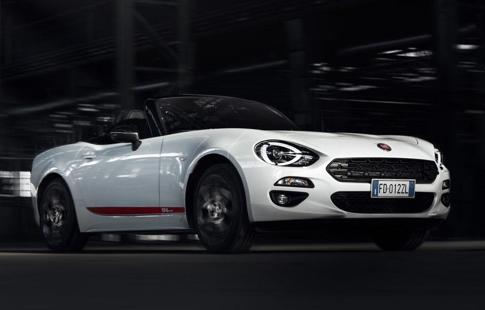 Fiat lansează noi pachete speciale: S-Design pentru 124 Spider, 500X și Tipo; Mirror pentru gama 500 - Poza 7