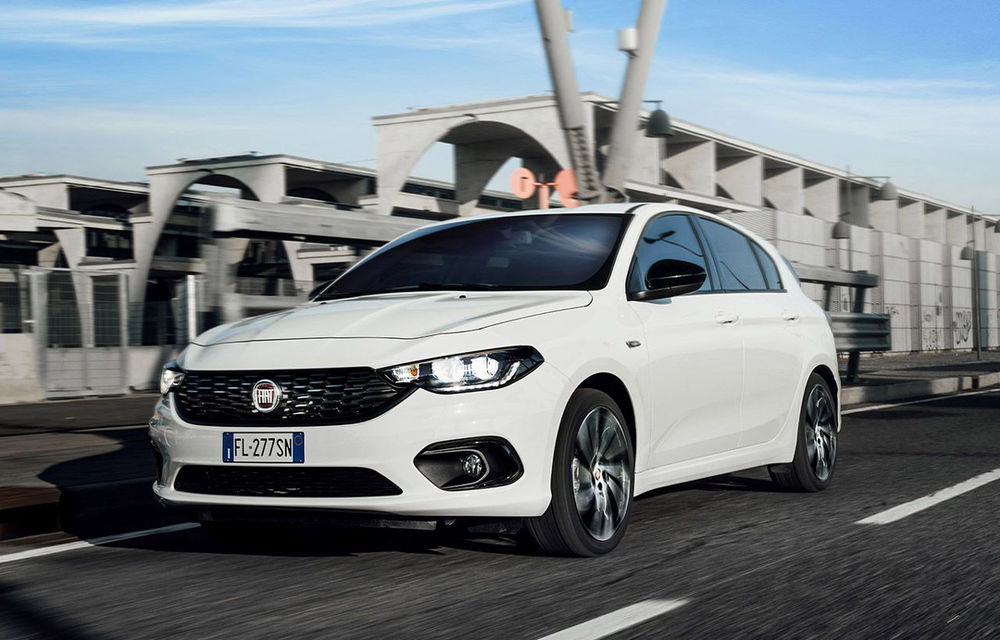 Fiat lansează noi pachete speciale: S-Design pentru 124 Spider, 500X și Tipo; Mirror pentru gama 500 - Poza 12