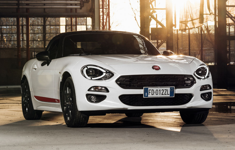 Fiat lansează noi pachete speciale: S-Design pentru 124 Spider, 500X și Tipo; Mirror pentru gama 500 - Poza 9