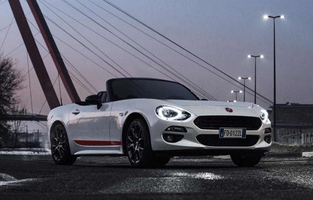 Fiat lansează noi pachete speciale: S-Design pentru 124 Spider, 500X și Tipo; Mirror pentru gama 500 - Poza 2