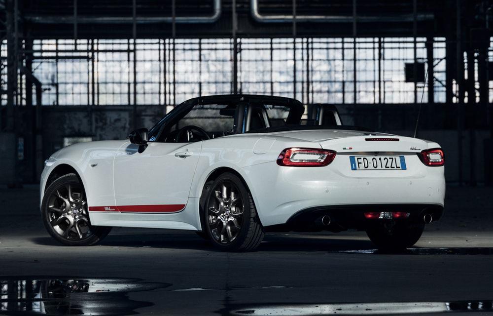 Fiat lansează noi pachete speciale: S-Design pentru 124 Spider, 500X și Tipo; Mirror pentru gama 500 - Poza 5