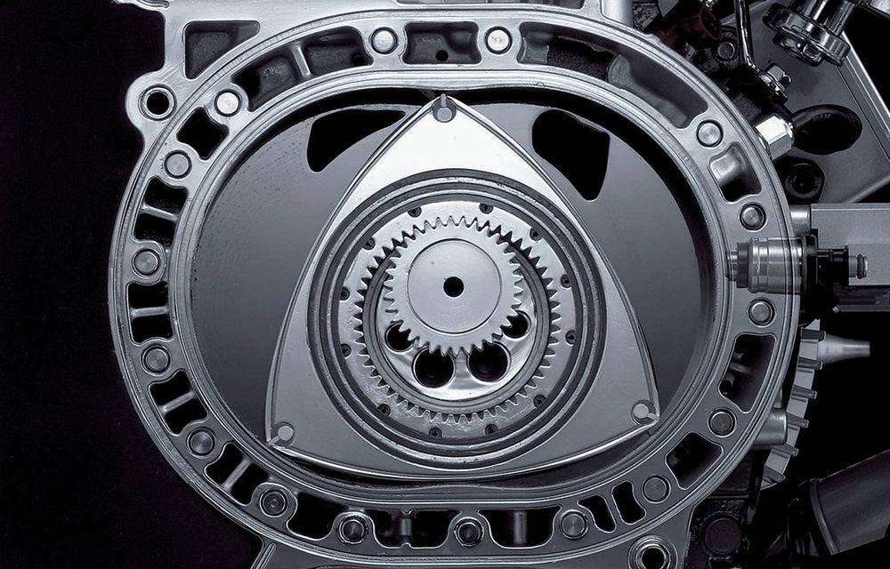 Reinventarea unui clasic: motorul rotativ Mazda va reveni în 2019 sub forma unui prelungitor de autonomie pe primul model electric al mărcii - Poza 1
