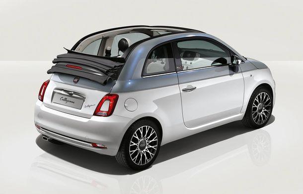 Fiat 500 Collezione: ediție specială cu diferite scheme de culori care marchează longevitatea modelului - Poza 3