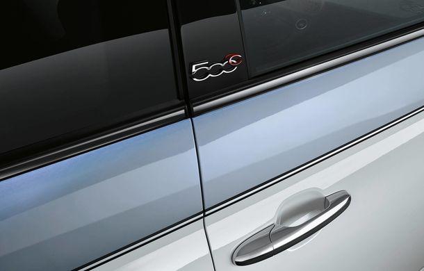 Fiat 500 Collezione: ediție specială cu diferite scheme de culori care marchează longevitatea modelului - Poza 4