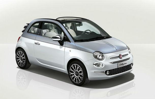 Fiat 500 Collezione: ediție specială cu diferite scheme de culori care marchează longevitatea modelului - Poza 1