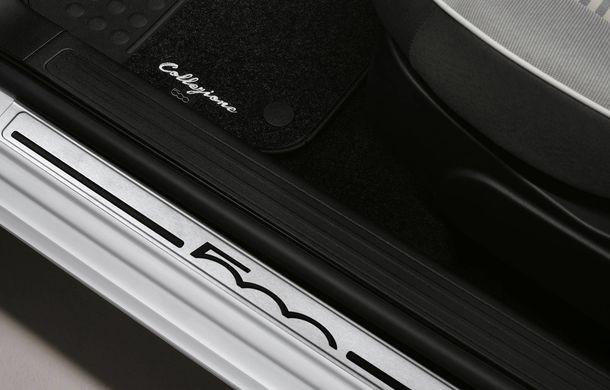 Fiat 500 Collezione: ediție specială cu diferite scheme de culori care marchează longevitatea modelului - Poza 6