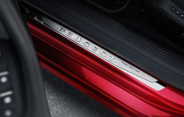 Peugeot 508 First Edition: serie limitată de lansare cu jante de 19 inch și dotări de top la 49.000 de euro în Franța - Poza 6