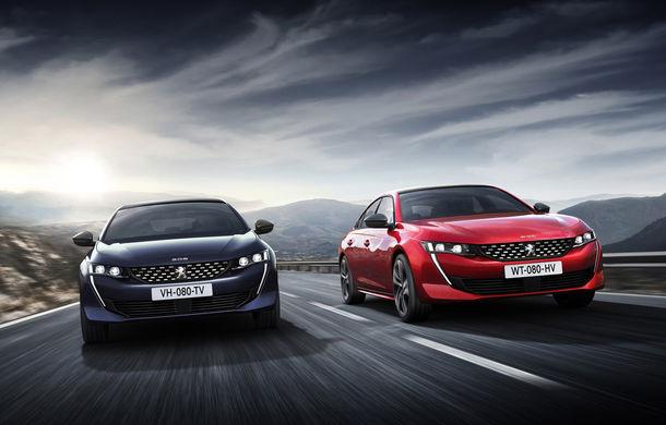Peugeot 508 First Edition: serie limitată de lansare cu jante de 19 inch și dotări de top la 49.000 de euro în Franța - Poza 1