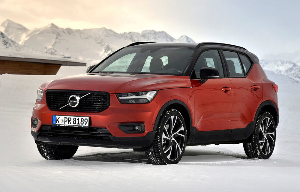 Premieră absolută pentru Volvo: noul XC40 este Mașina Anului 2018 în Europa - Poza 1