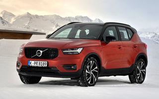 Premieră absolută pentru Volvo: noul XC40 este Mașina Anului 2018 în Europa
