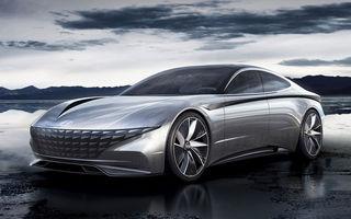 Le Fil Rouge: conceptul care anunță linia de design a viitoarelor modele Hyundai