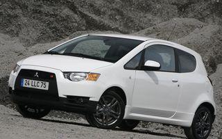 Mitsubishi vrea să scoată de la naftalină denumirea Colt: viitorul model va fi produs pe platforma noului Renault Clio