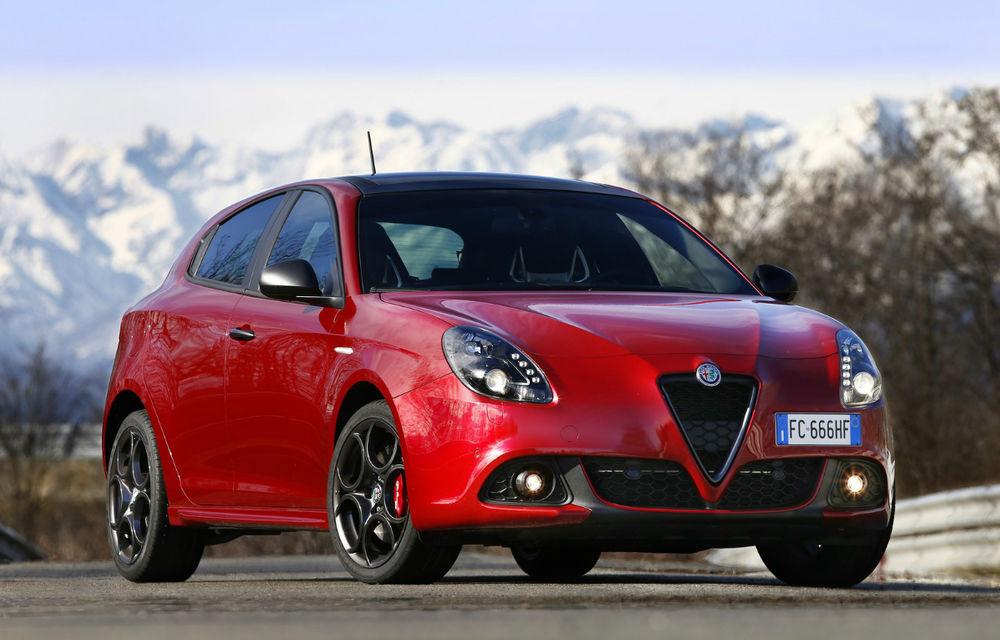 Adio uniformă de hatchback: viitoarea generație Alfa Romeo Mito ar putea deveni un SUV - Poza 1