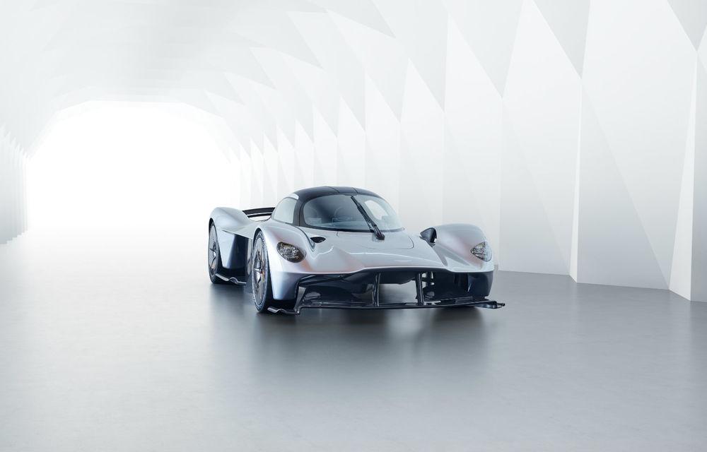 Aston Martin pregătește un rival pentru Ferrari 488 Pista și McLaren 720S: modelul va fi dezvoltat cu ajutorul Red Bull Racing - Poza 1