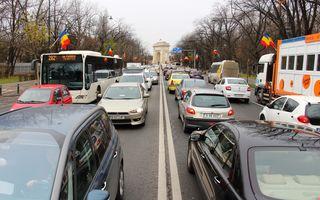 Șoferii pot scăpa de amenda pentru lipsa rovinietei dacă trec patru luni și nu primesc înștiințarea contravenției: legea a fost promulgată de președintele Iohannis