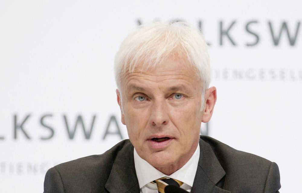 Șeful Volkswagen a câștigat anul trecut peste 10 milioane de euro din salarii și bonusuri: profit aproape dublu pentru grupul german - Poza 1